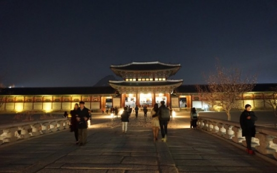 Concerns rise over nighttime opening of palace