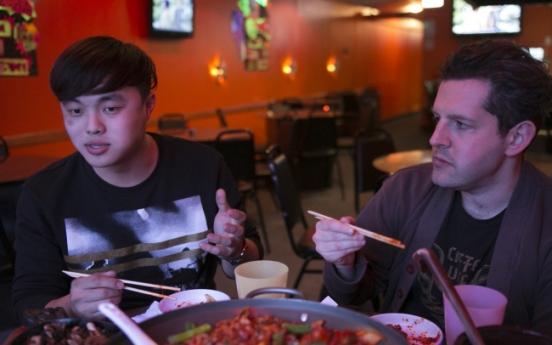 Cookbook, a long journey into Korean-American food