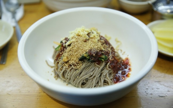 [The Palate] Classic noodles done best at Yurimmyeon