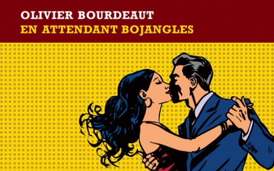 France bewitched by 'Bojangles,' a book full of joy and tears