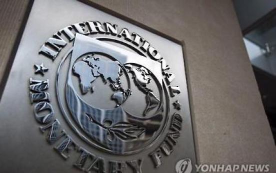 IMF slashes Korea's growth outlook to 2.7%