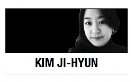 [Kim Ji-hyun] Aging with grace