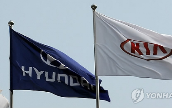 Hyundai, Kia's sales top 100 million units