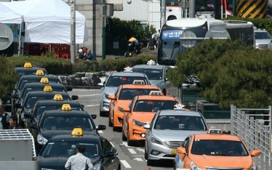Seoul to reduce cabs
