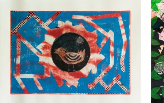Mail art collaboration keeps artists in touch