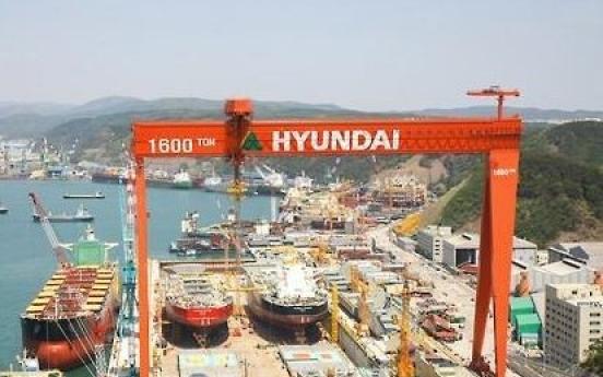 [Newsmaker] Layoff fears loom at Hyundai Heavy shipyards