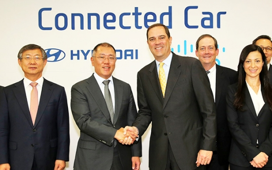 Vice chairman Chung on mission to transform Hyundai into mobility company