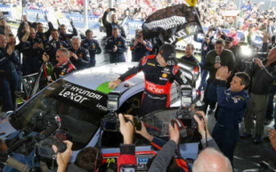 Hyundai's upturn at 2016 WRC raises expectations for 'N' brand