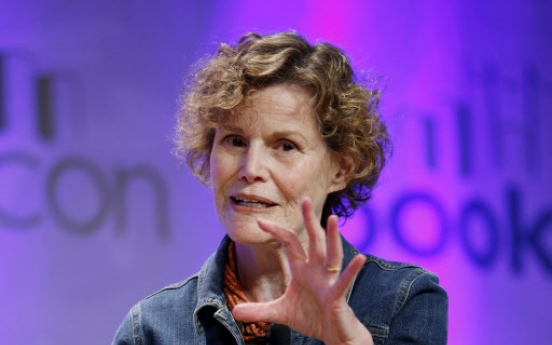 Judy Blume talks Tumblr, possible new book