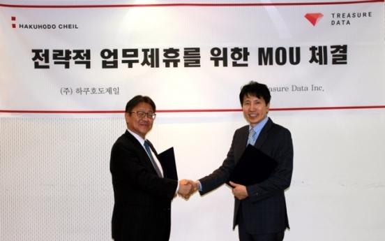 [Photo News] Big data partners with marketing