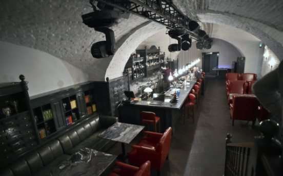 'Soviet chic' restaurant favored by KGB spies reopens in Moscow