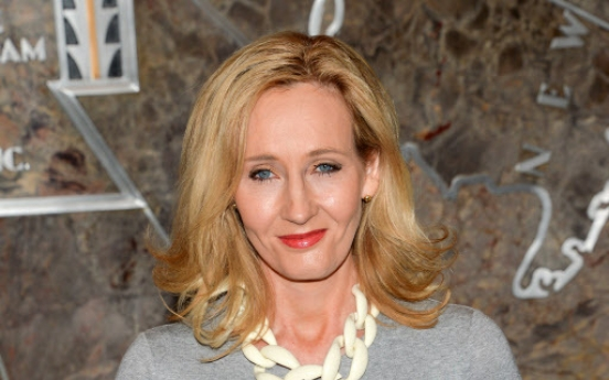 J.K. Rowling honored by PEN for literary and humanitarian work