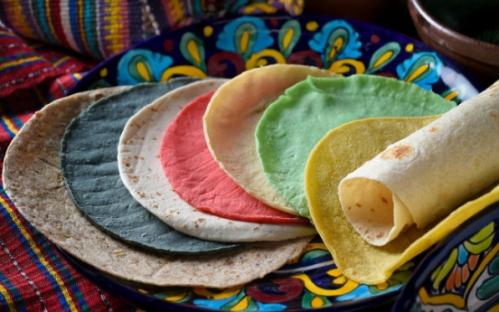 How did tortillas become the new white bread?