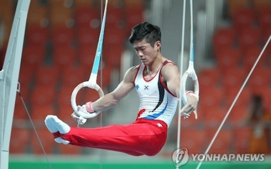 Injured gymnast Yang Hak-seon gets second chance for Rio