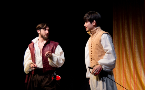 [Theater review] 'Much Ado' holds nothing back
