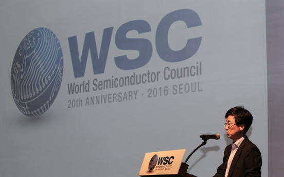[Photo News] Global chipmakers meet in Seoul