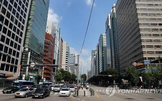 More S. Korean firms opt for stock splits