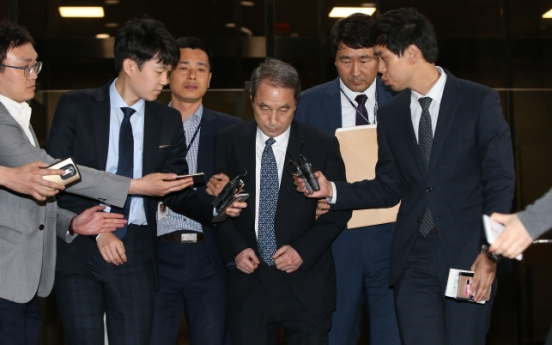 Former chief of Oxy Korea indicted in toxic sterilizer probe