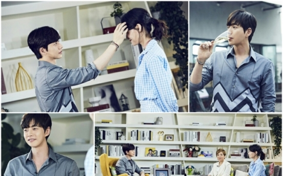 Live streaming of Park Hae-jin's Chinese show prep hits 1m views