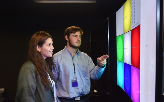 [Photo News] Samsung promotes imaging technology in Hollywood