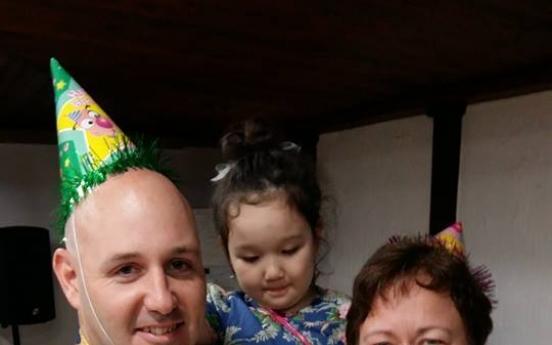 Global Families of Gwangju founders win Simning award
