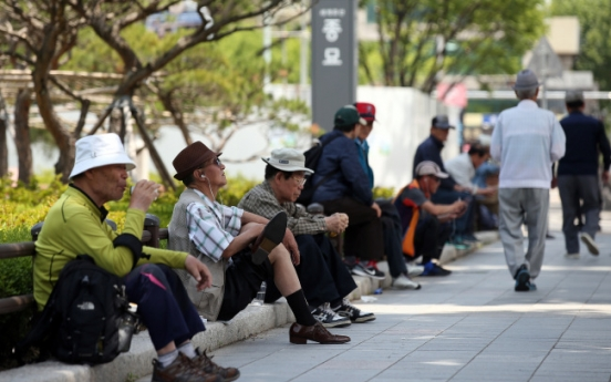 Seoul injects W60m in Jongno for senior citizens facilities