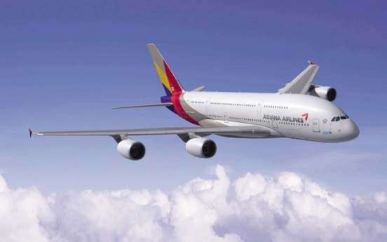 Asiana Airlines considering JV for in-flight food service