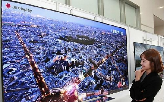 Samsung Display shipped 97.7 % of OLED panels in Q1