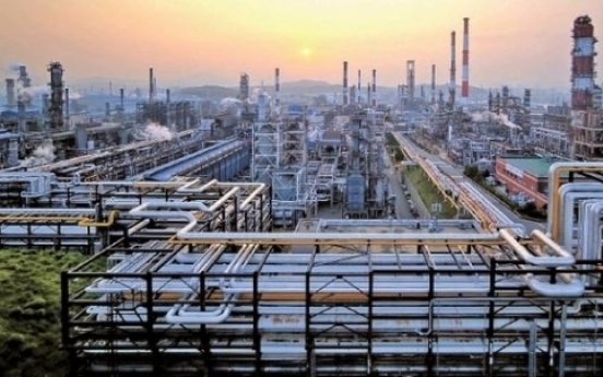 S. Korean gov't pushes for reform in petrochemicals industry