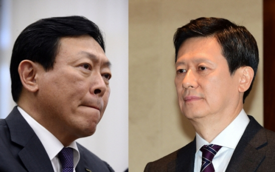 Lotte chairman once again overwhelms elder brother's challenge