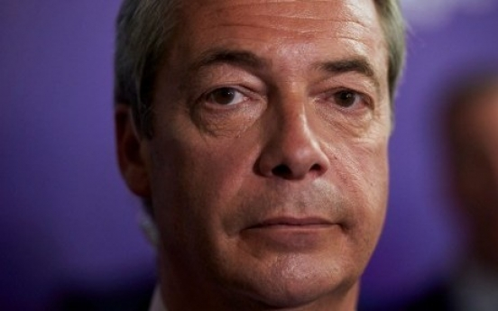 [Newsmaker] Anti-EU figurehead Farage vindicated by Brexit vote