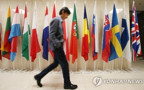 Korea vows to take actions to ease Brexit fallout