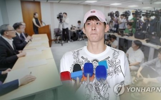 Korean court rules Park Tae-hwan eligible to compete in Rio