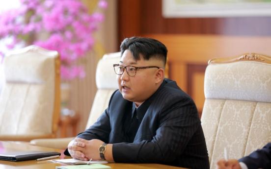 N.K. leader gained 40kg in four years: spy agency