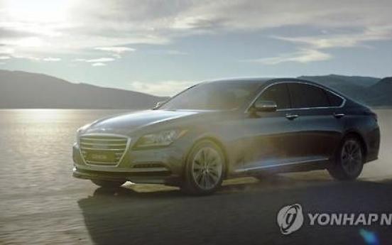 Hyundai Motor keeps fourth spot in Brazil's auto market