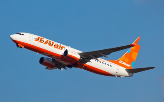 Jeju Air to expand service for peak season