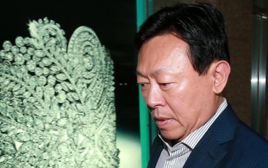 Lotte chairman Shin Dong-bin to be summoned soon