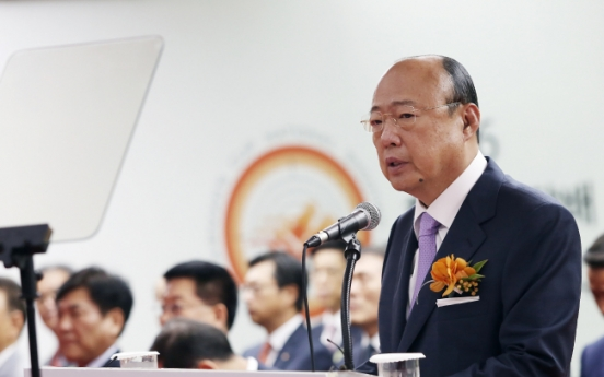 Hanwha chairman excluded due to public sentiment in presidential pardon