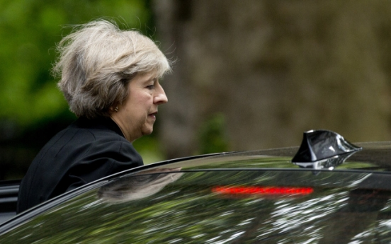 Voting begins in race to replace UK prime minister