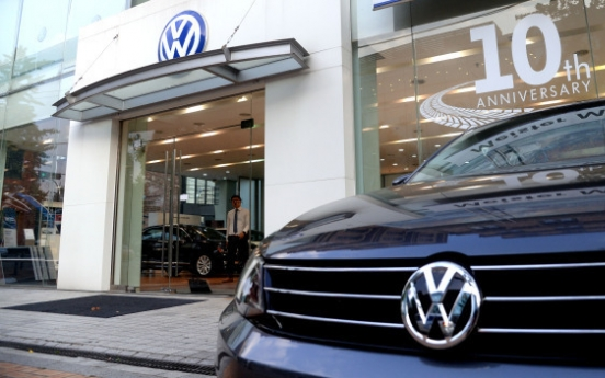 Volkswagen's H1 sales hit by diesel scandal