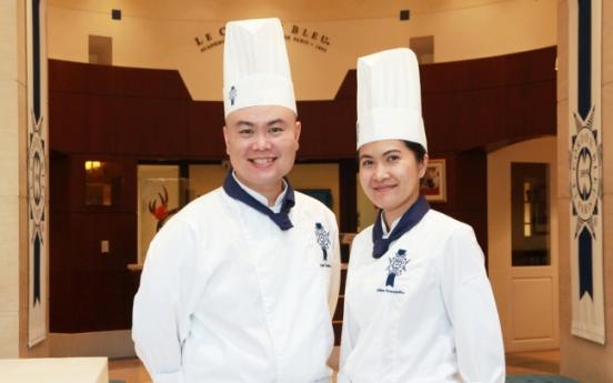 Le Cordon Bleu-Sookmyung brings taste of Thai to Korea