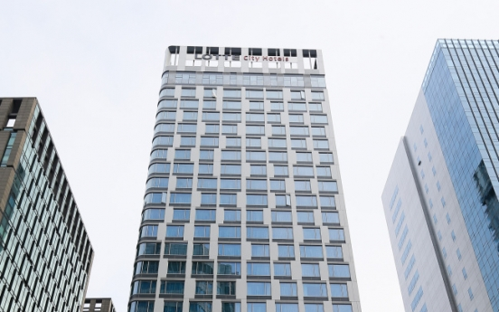 Business hotels flourishing in downtown Seoul