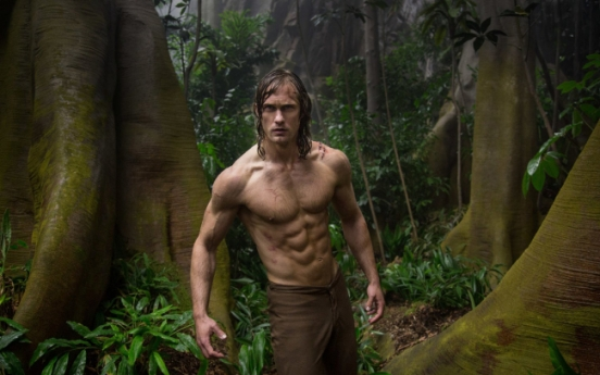 Movie review: 'Tarzan' is dull, out-of-touch