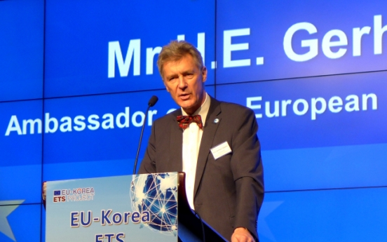 EU, Korea launch emissions trading scheme