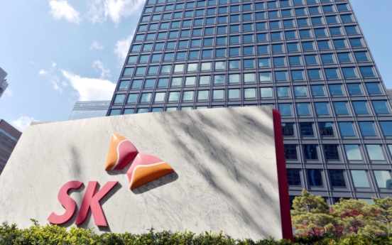 SK C&C sets up logistics JV with China's Foxconn