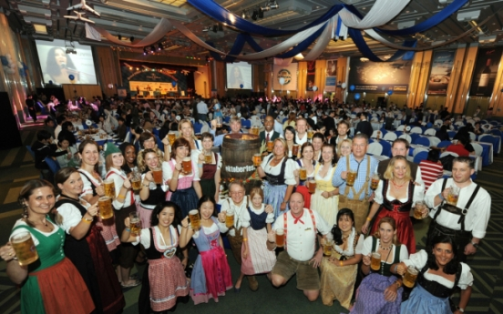 Grand Hilton kick-starts early bird Oktoberfest sales