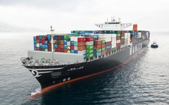 Hanjin Shipping still far from cutting charter fees