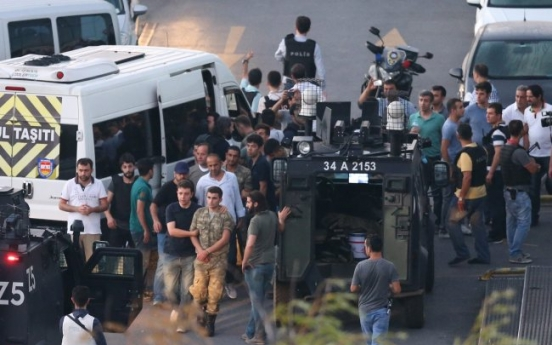 Turkey quashes coup; Erdogan vows 'heavy price' for plotters
