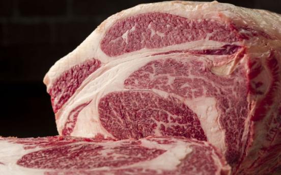 U.S. beef imports soar on rising hanwoo price