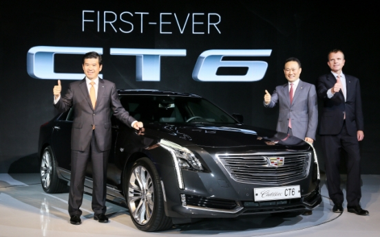 [Photo News] New Cadillac CT6